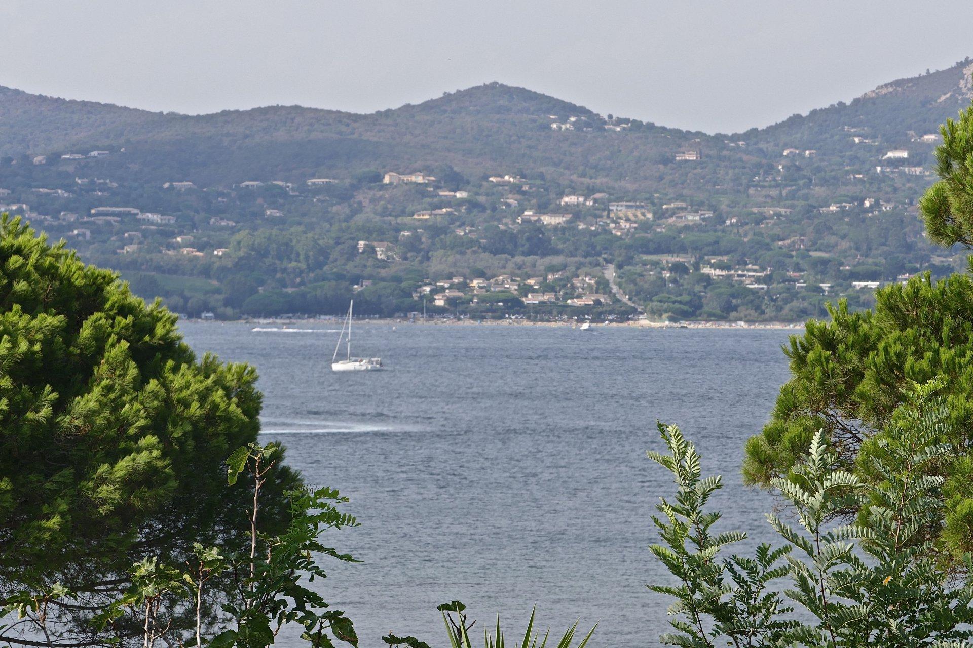 Villa with sea view close to Saint-Tropez Var Provence