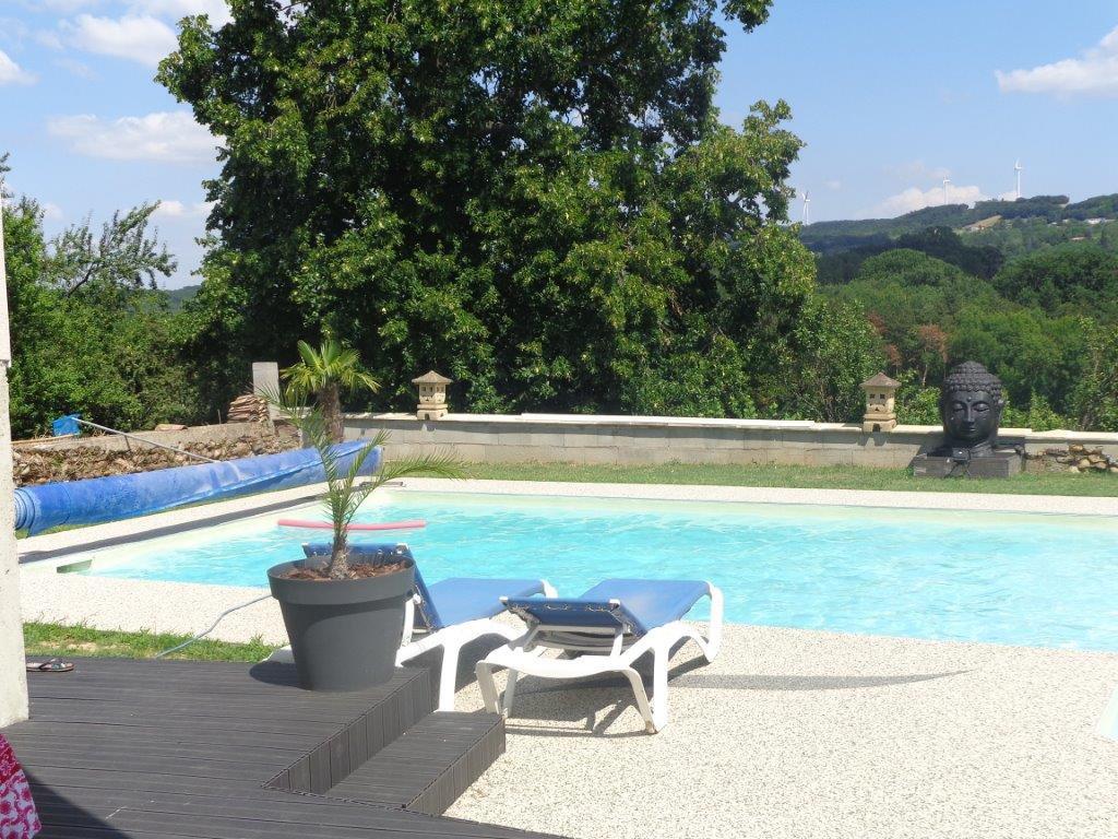 Drôme maison 390m2 avec piscine