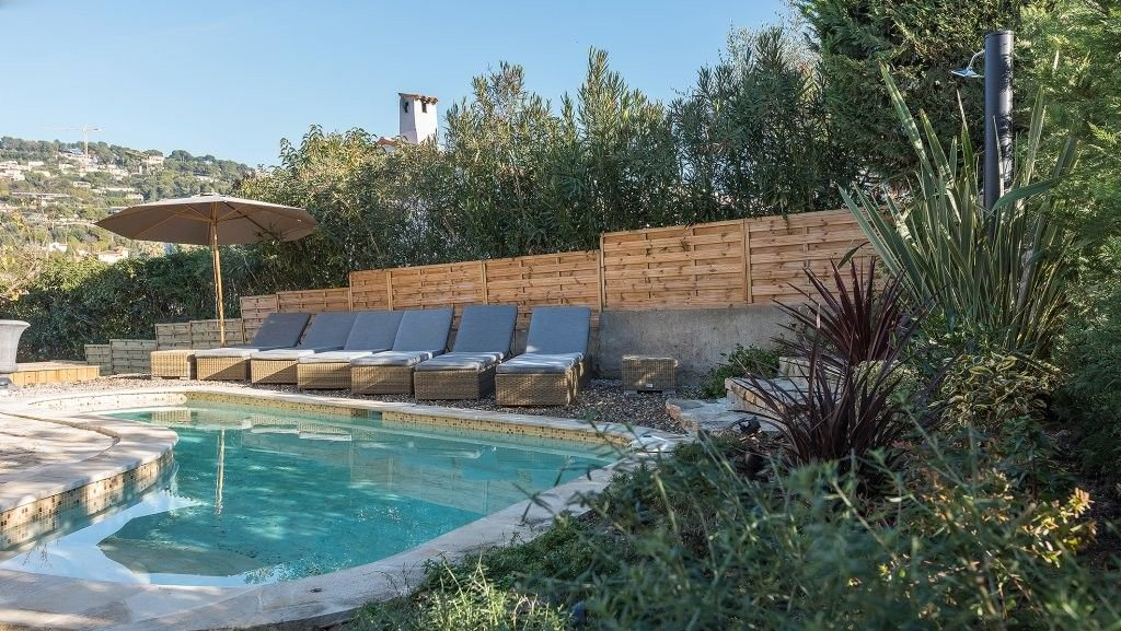 congress rental close center of Cannes 5 bedroom swimming pool Montfleury area