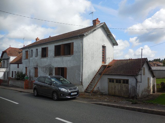 Sale House - Perrecy Les Forges