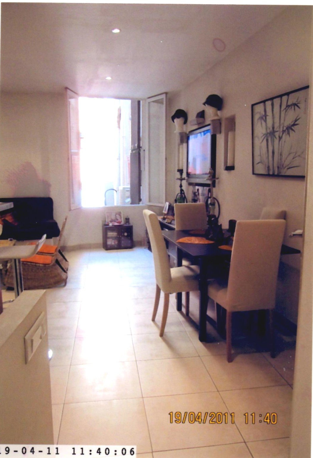 CANNES PORT APPARTEMENT 2/3 PIECES