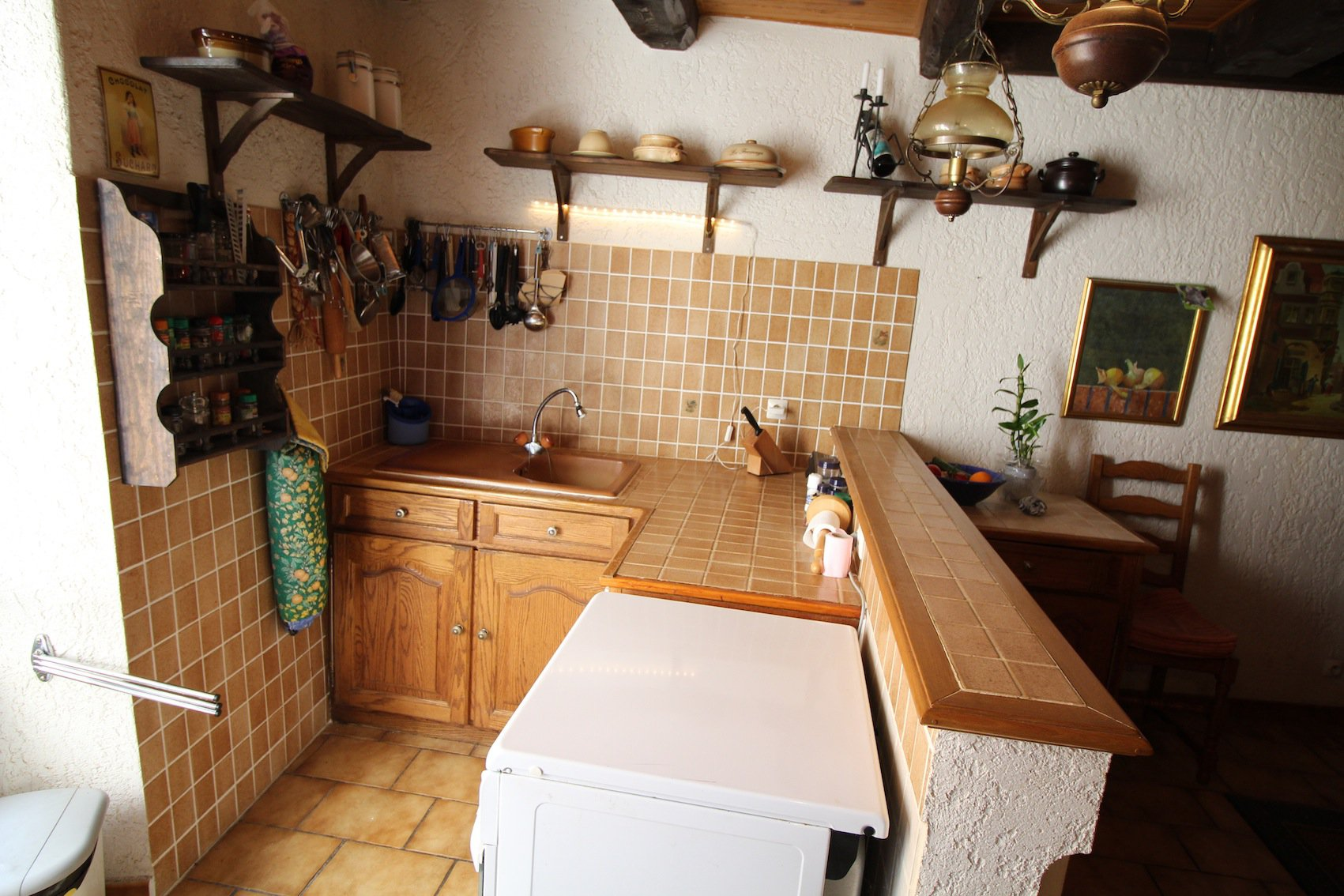 Sale Village house - Cabasse