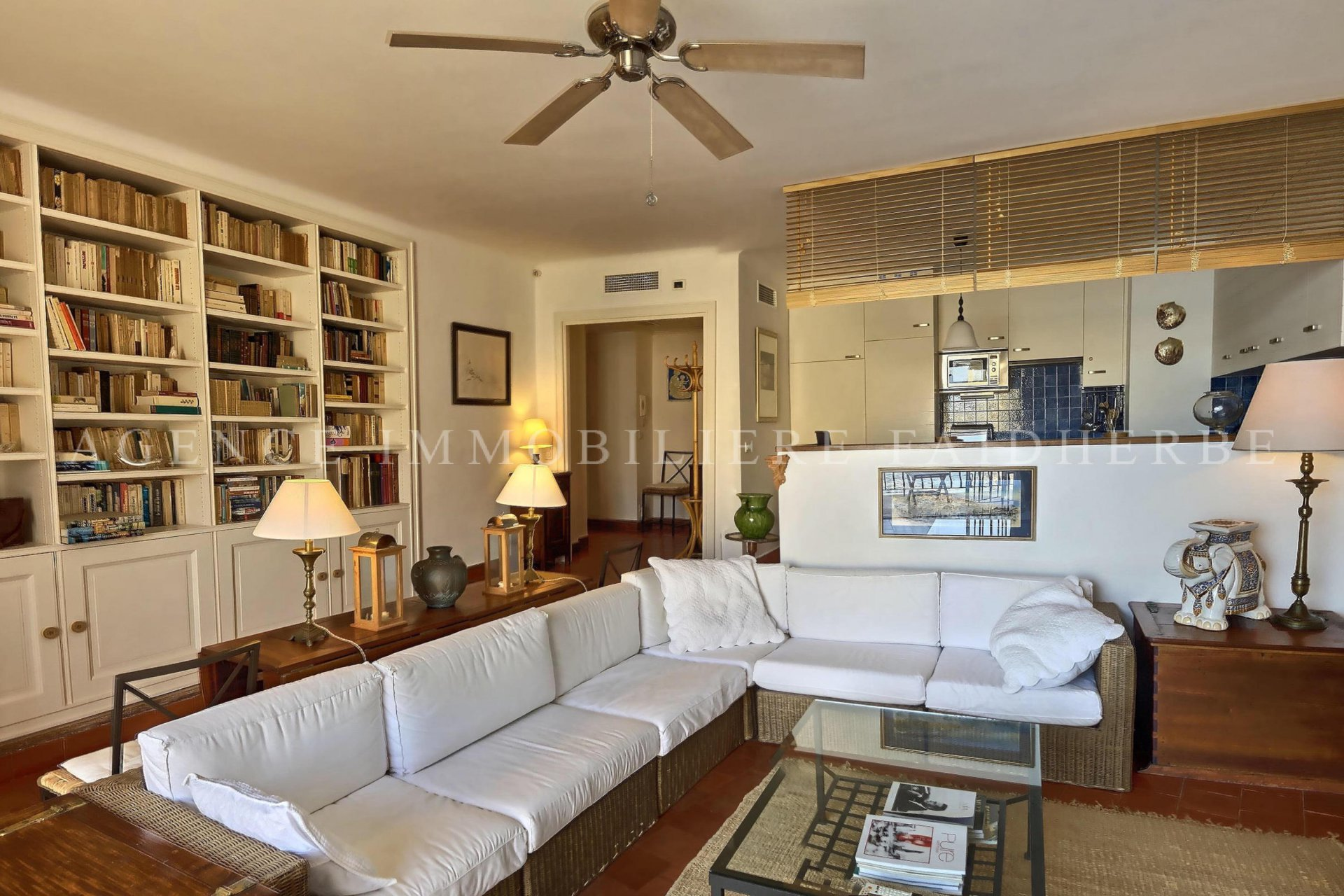 Area : La Ponche, Apartment seaview