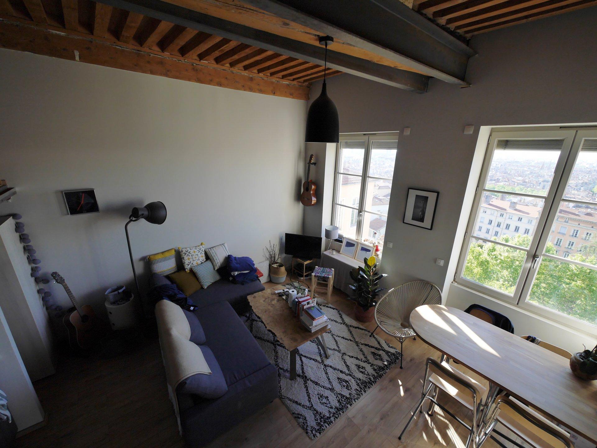 Rental Apartment - Lyon 1er Pentes de la Croix-Rousse