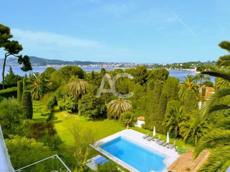 Exceptional villa in the heart of Cap d'Antibes