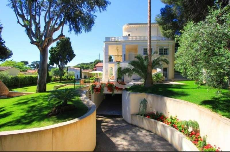 Villa with sea views - Cap d´Antibes - Garoupe