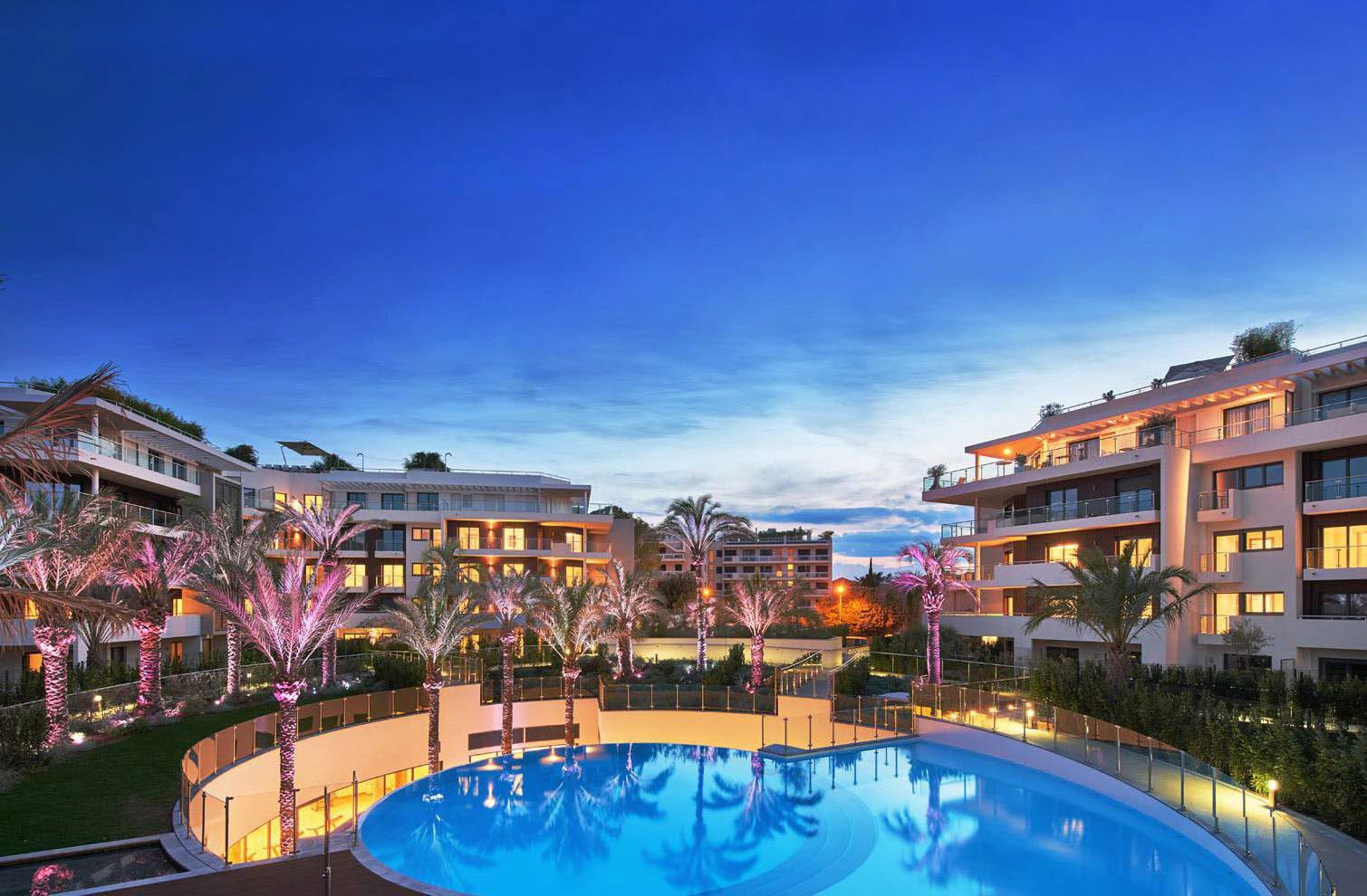 1 bedroom apartment in new luxury residence - 5 minutes from the beach
