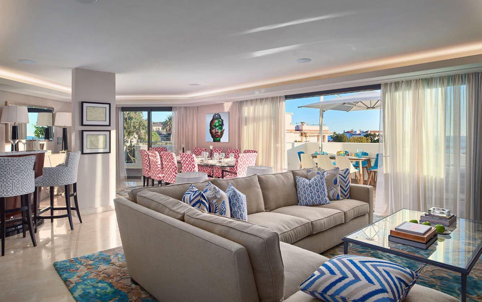 Новая резиденция класса люкс в 5 минутах от пляжа