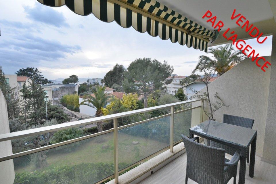 Exclusivité - Vente appartement - Cap d'Antibes - 2 pièces