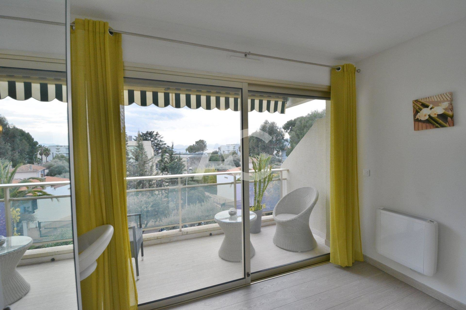 Sole agent - Apartments 2 rooms - Cap d'Antibes