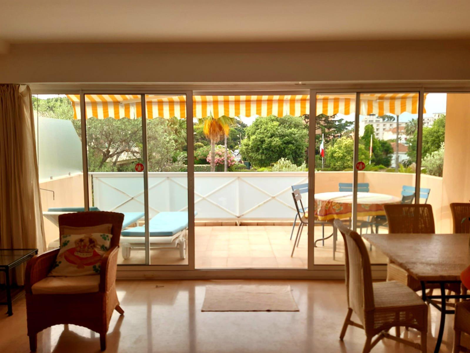 Apartment for rent in Juan les Pins