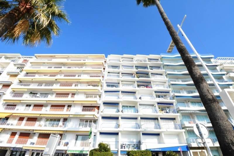 Waterfront apartment 2 bedrooms - Juan les Pins