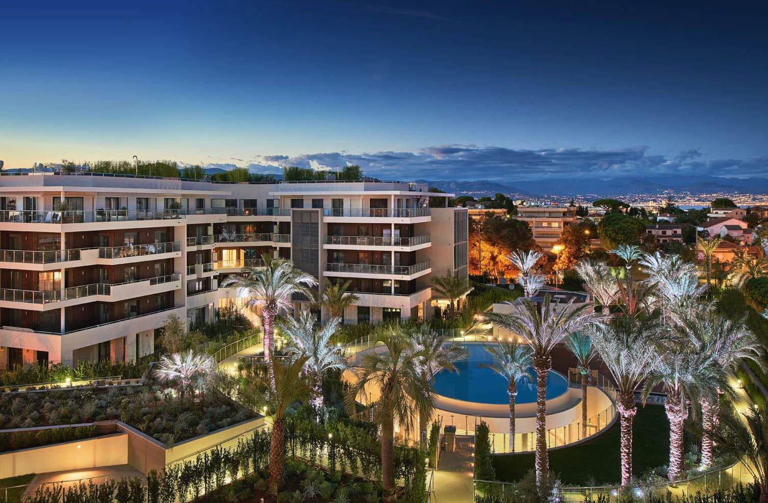 3 bedroom villa in new luxury residence - Cap d'Antibes