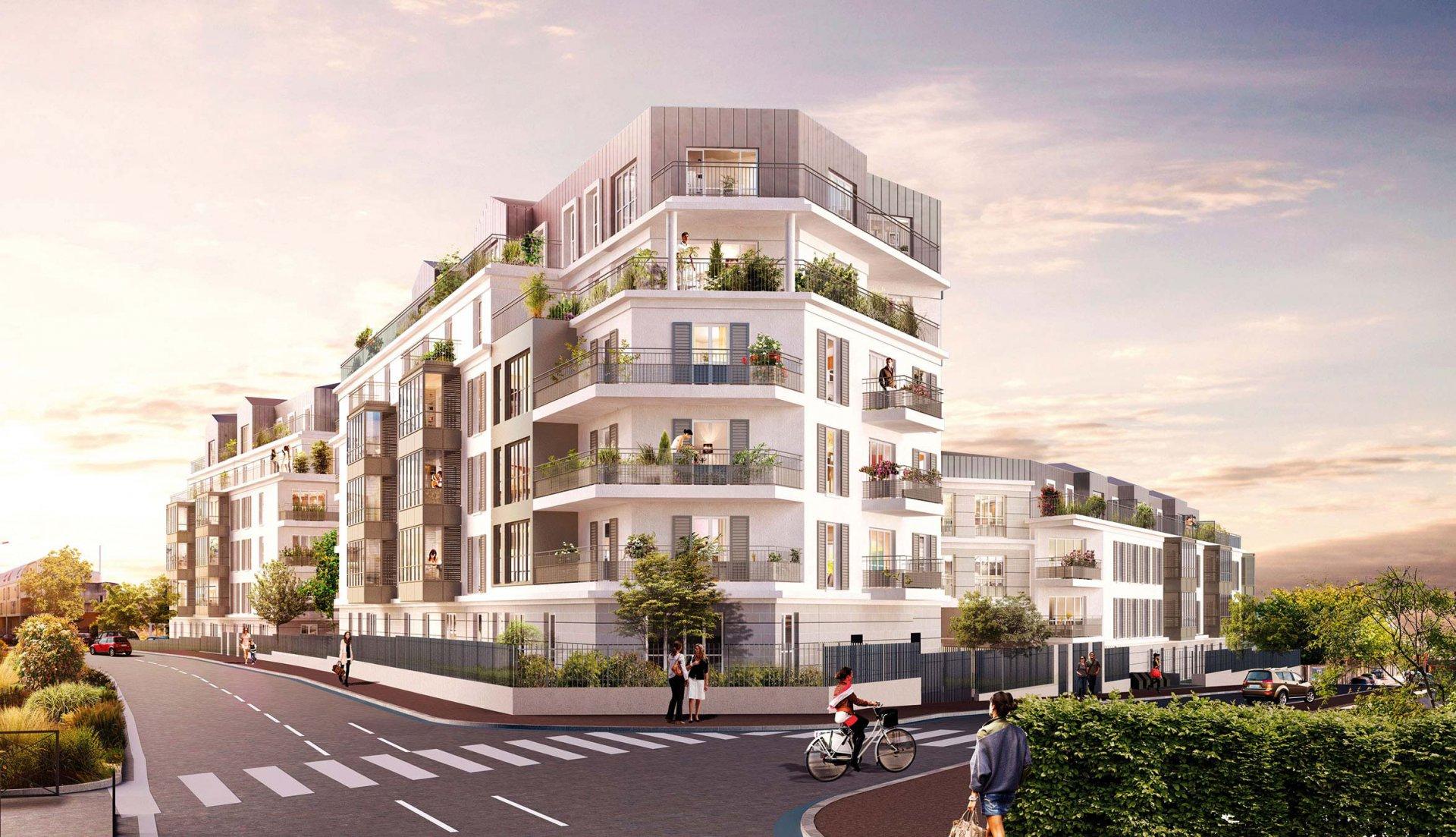 Programme Immeuble - Argenteuil