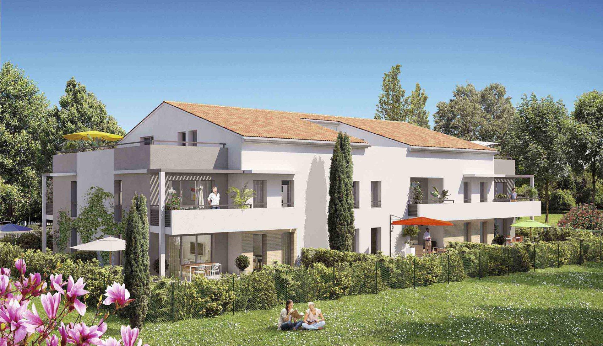 Programme Immeuble - Saint-Orens-de-Gameville