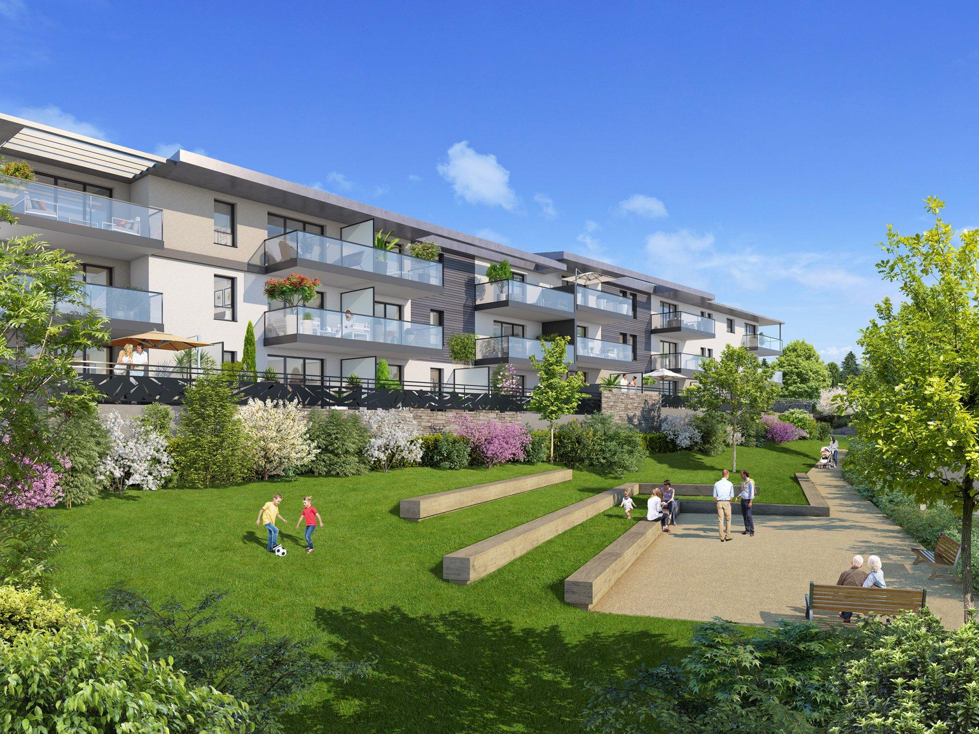 Programme Immeuble - Aix-les-Bains