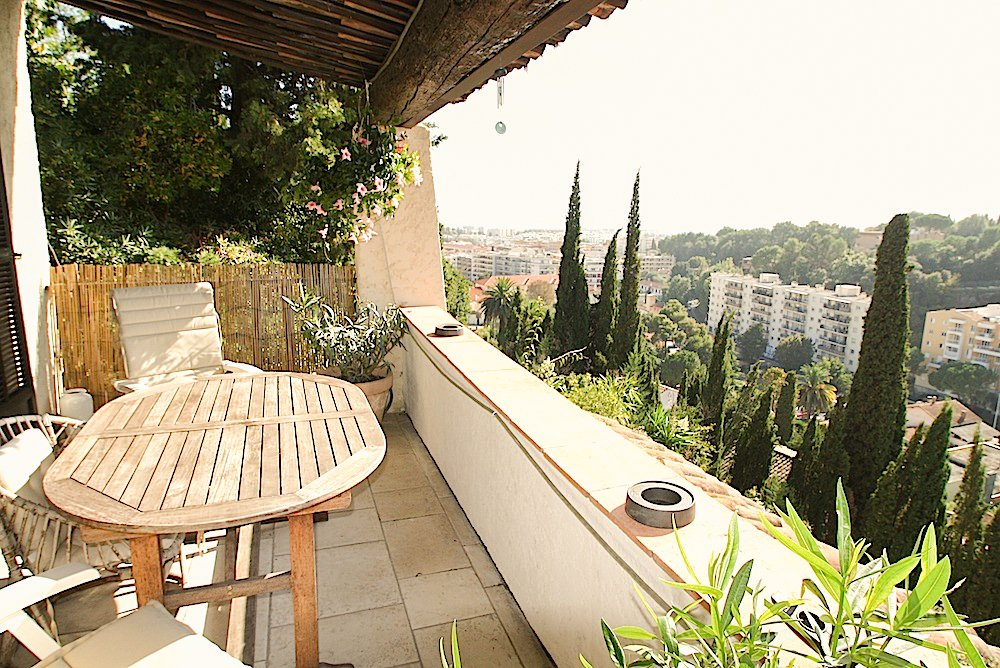 Countryhouse in quietness - Cagnes sur mer