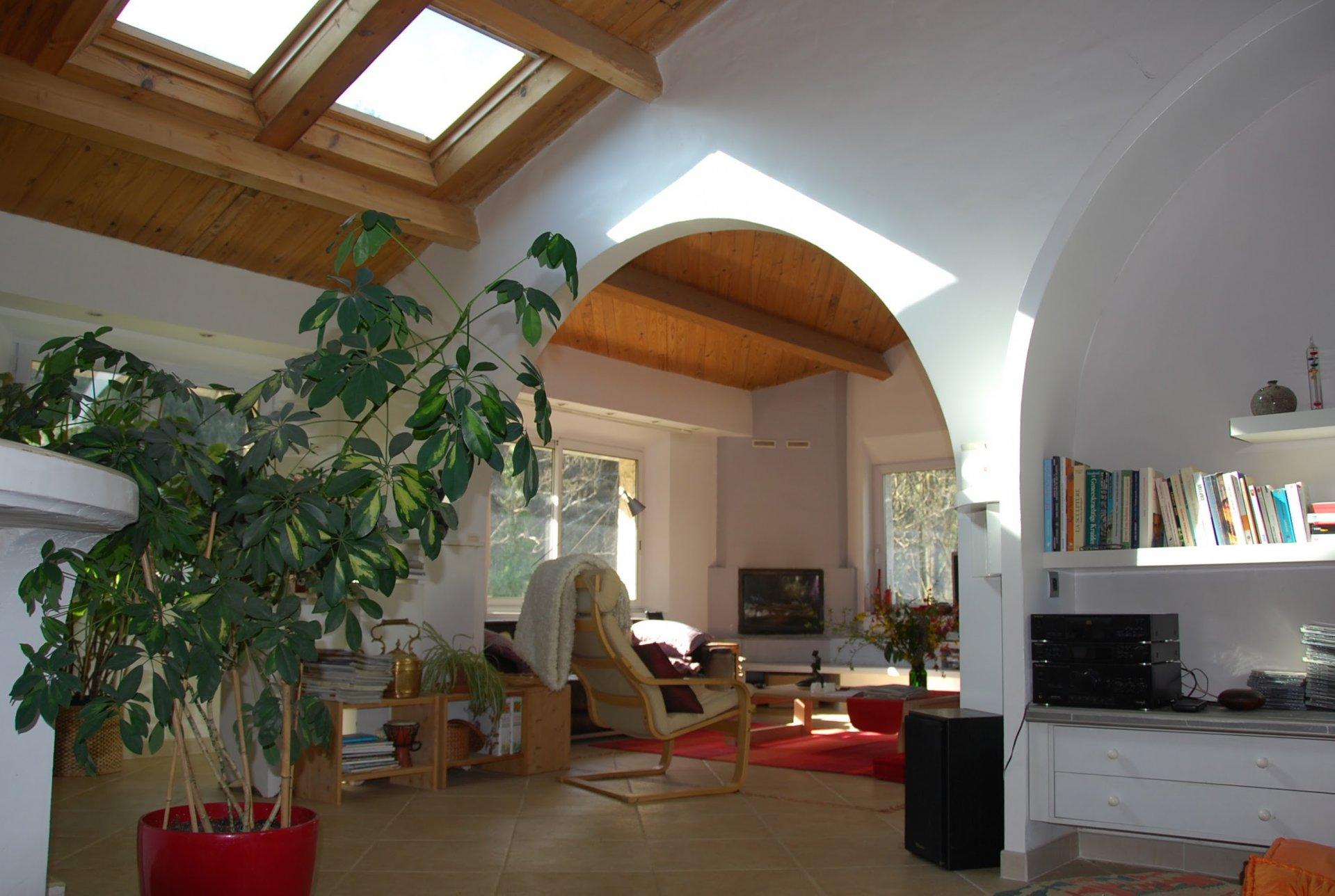 Fenêtre de toit, lumière naturelle