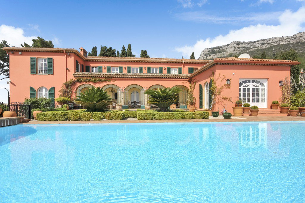 Sale Mansion - Vence
