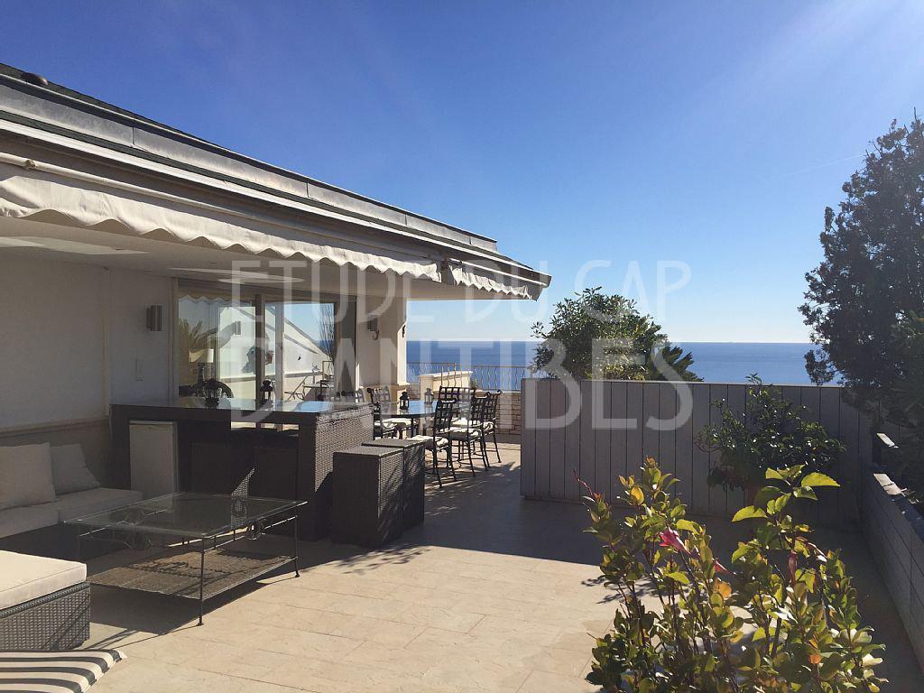 Magnifique penthouse - Vue mer panoramique - Cannes Californie