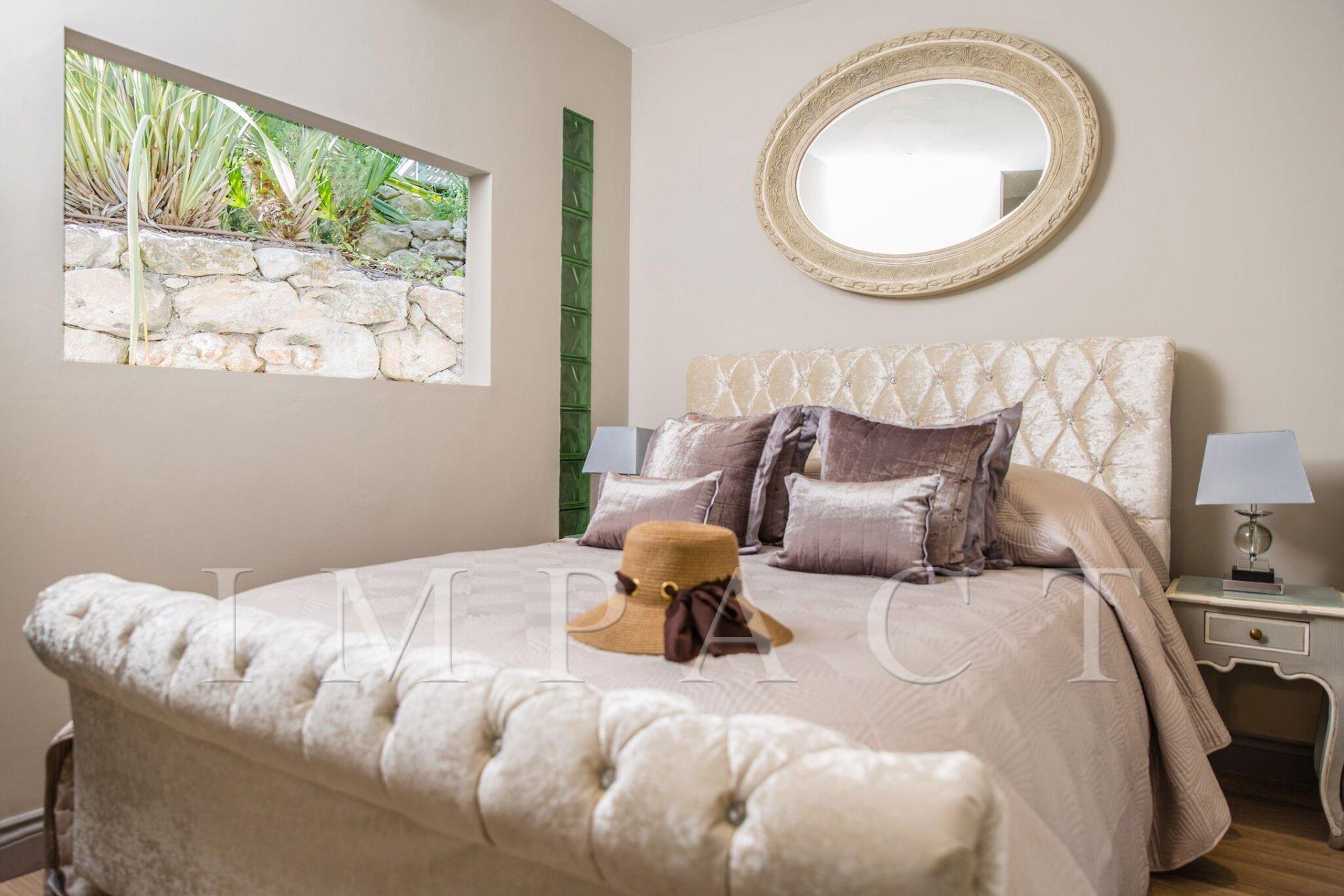 Villa  contemporaine à louer Cap D'Antibes