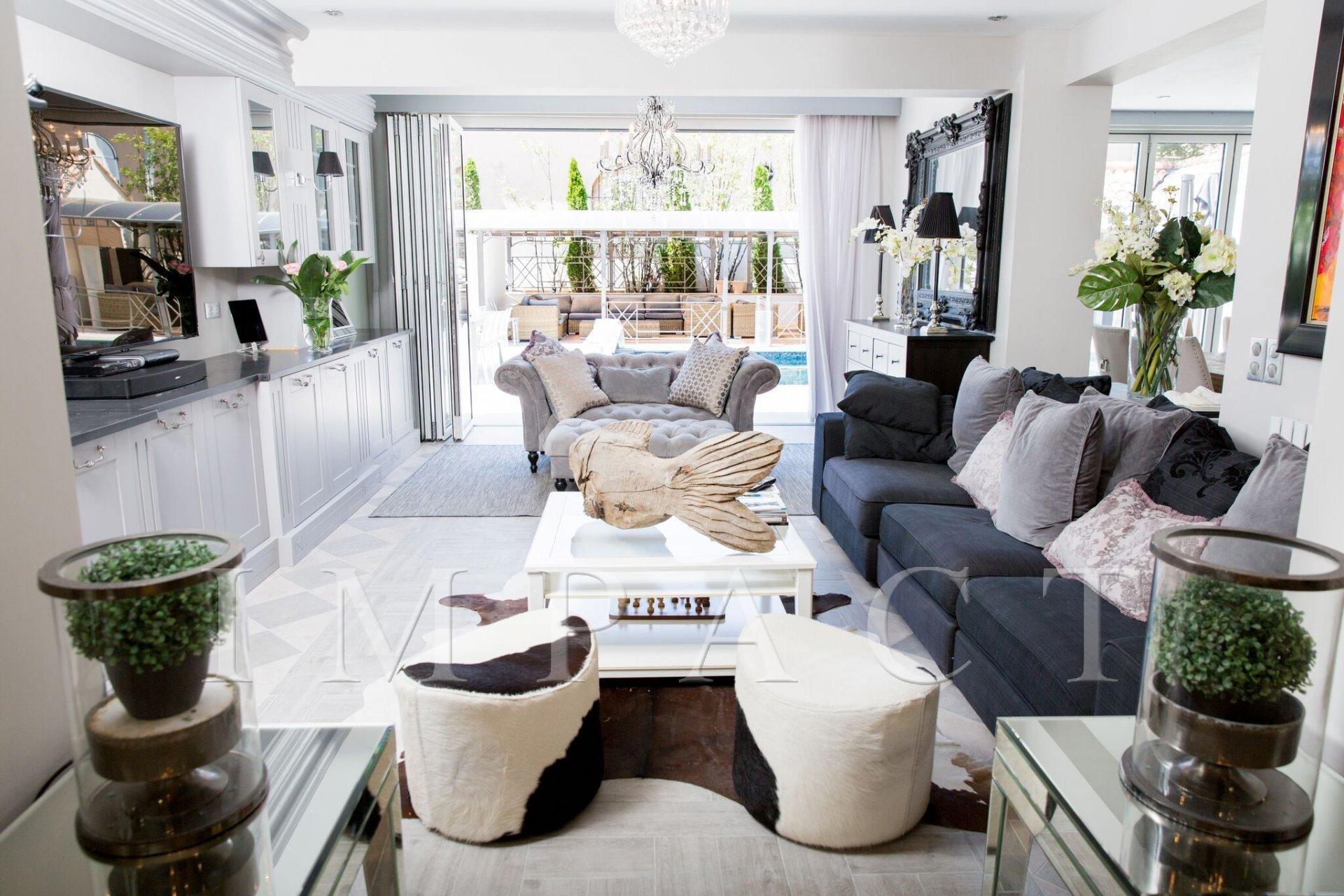 Contemporary Villa to rent Cap D'Antibes