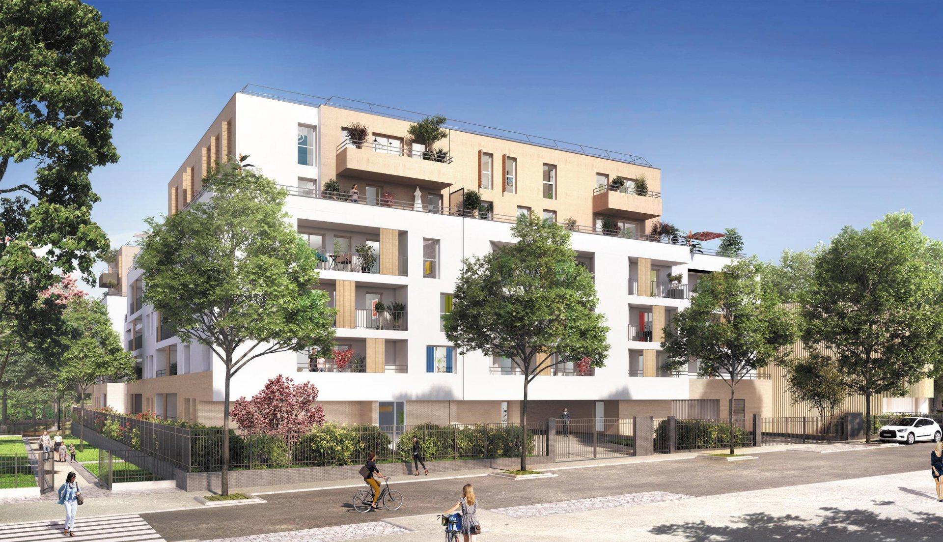 Programme Immeuble - Noisy-le-Grand