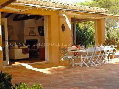 Saisonvermietungen Villa - Saint-Tropez