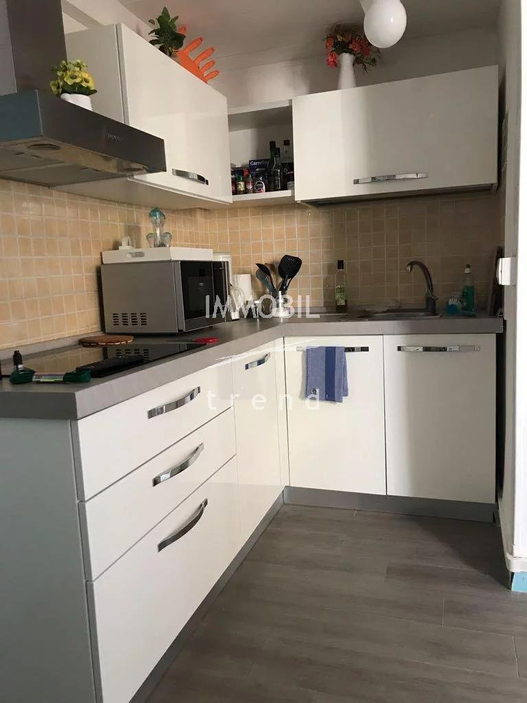 MENTON PEDESTRIAN ROAD - One bedroom apartment with mezzanine for sale