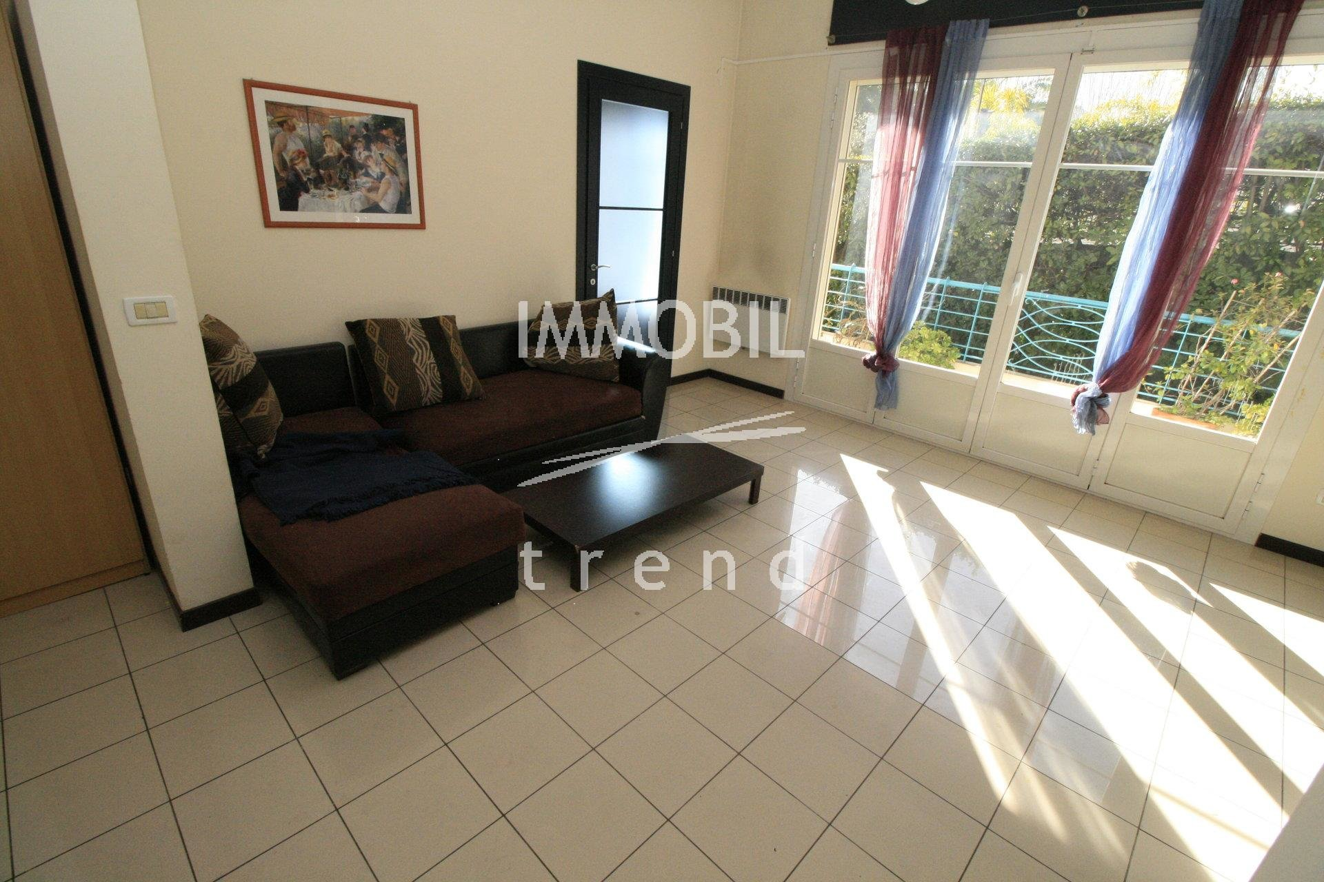 SOLE AGENT Menton Madone - 2 bedroom apartment for sale