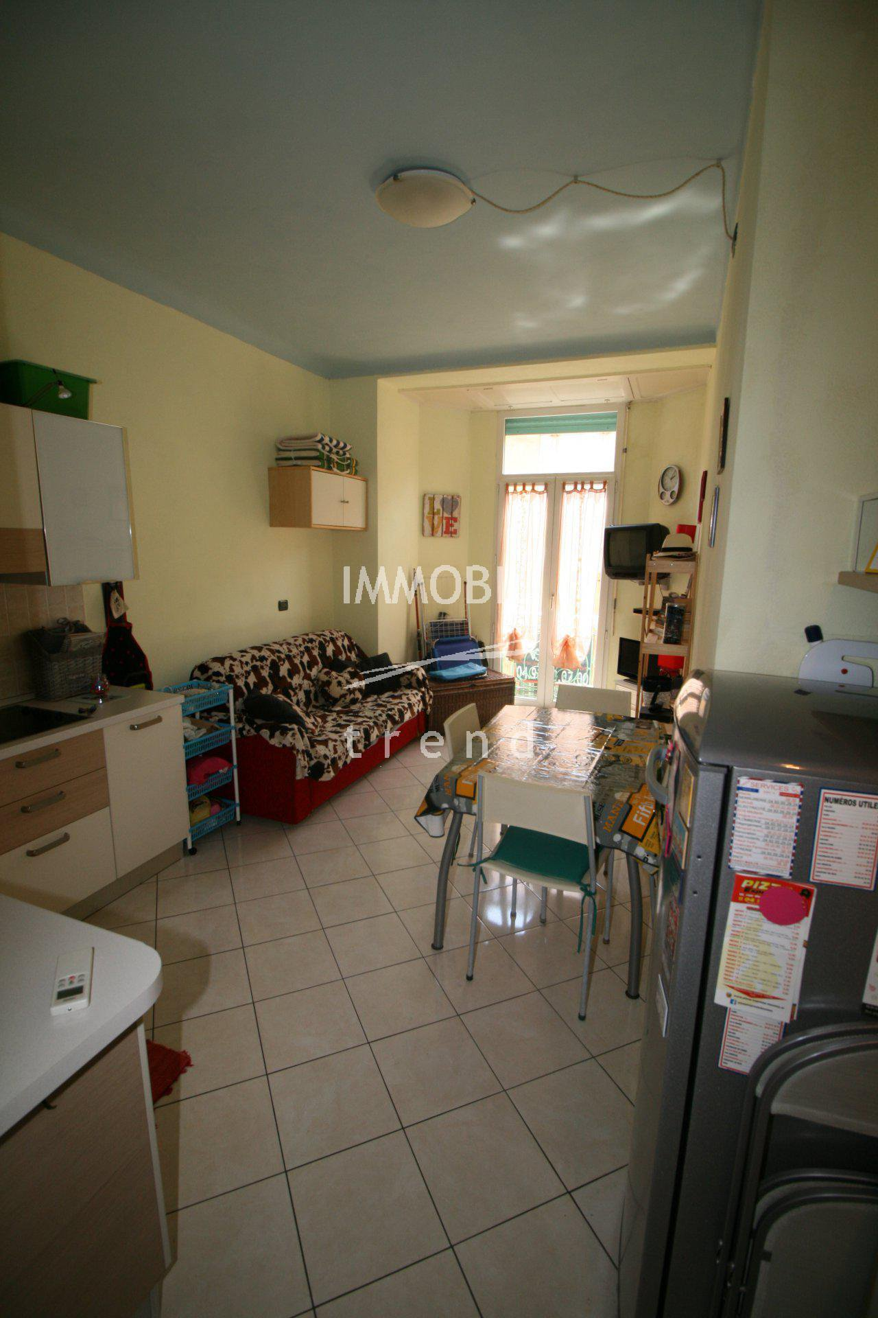 Exclusivity For Sale One Room Flat In Menton Center