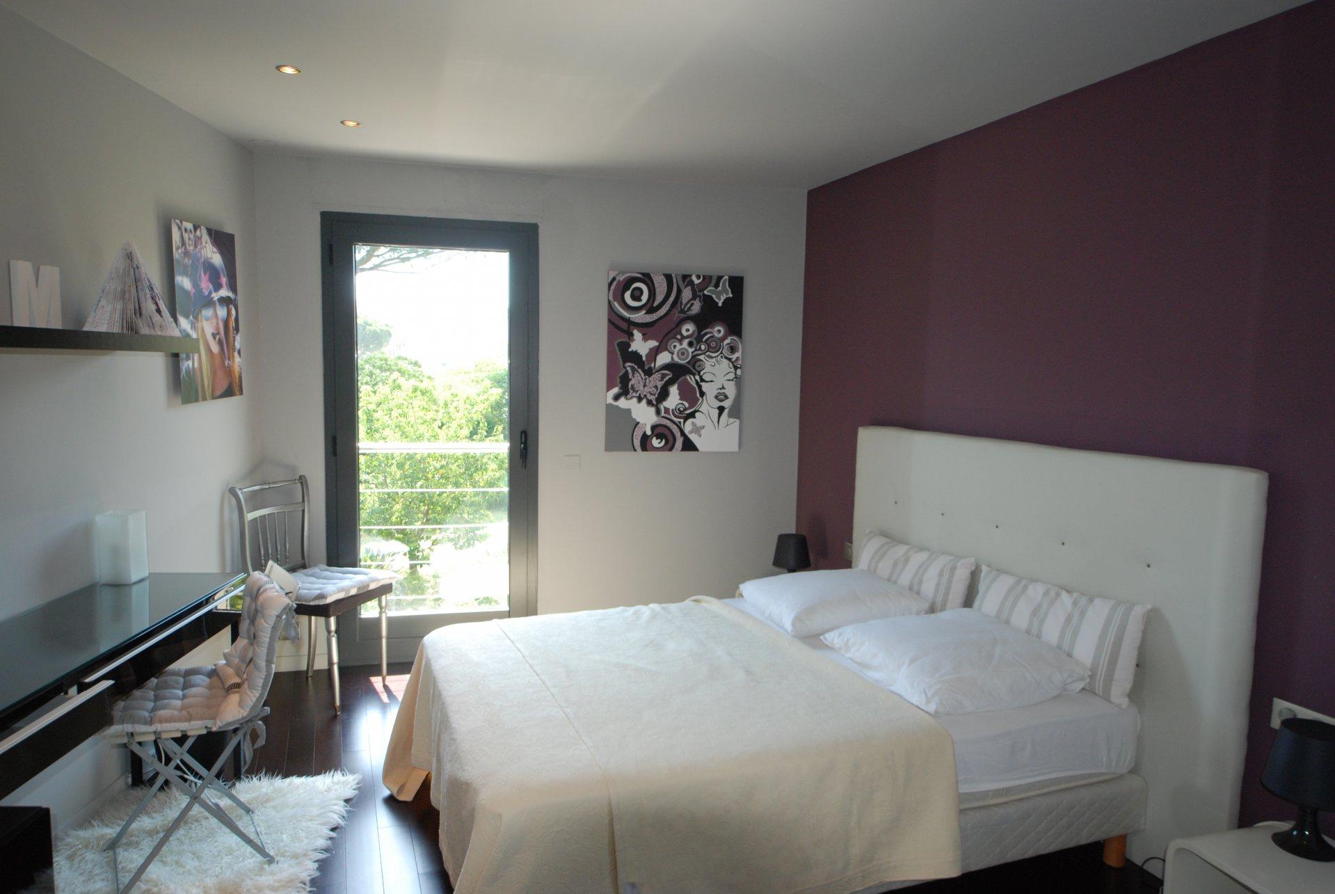location congrès maison  3 chambres piscine et jardin proche centre de Cannes