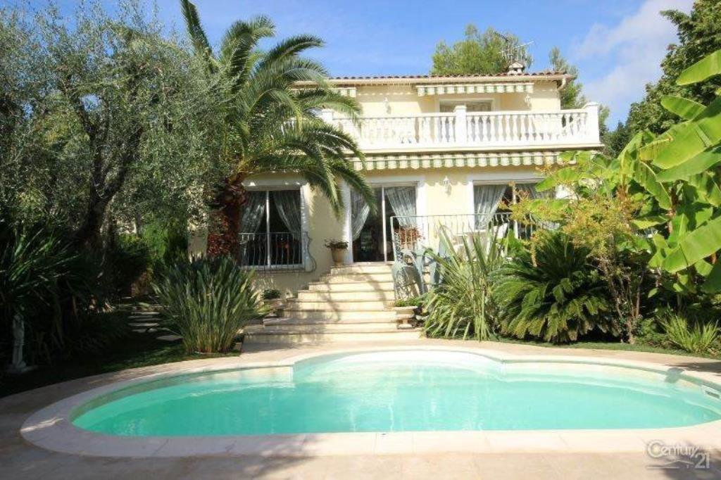 CANNES MONTROSE HOUSE WITH SWIMMING POOL