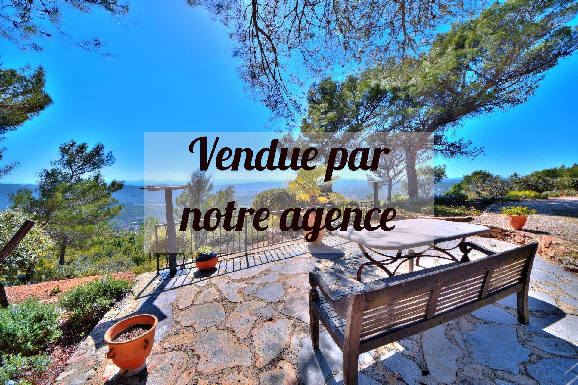 Propriété Tourtour Provence