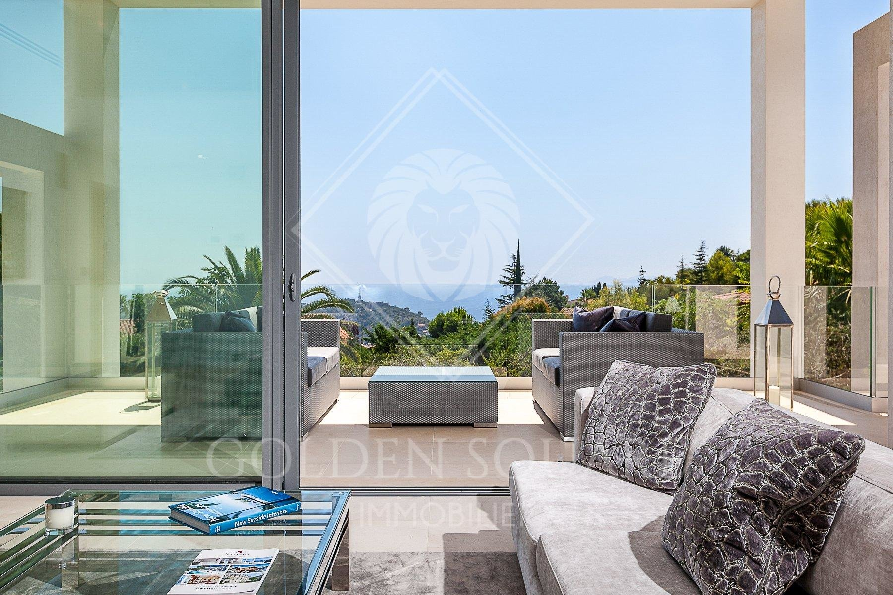 LE CASTELLET - 6 BEDROOM - MAGNIFICENT CONTEMPORARY VILLA