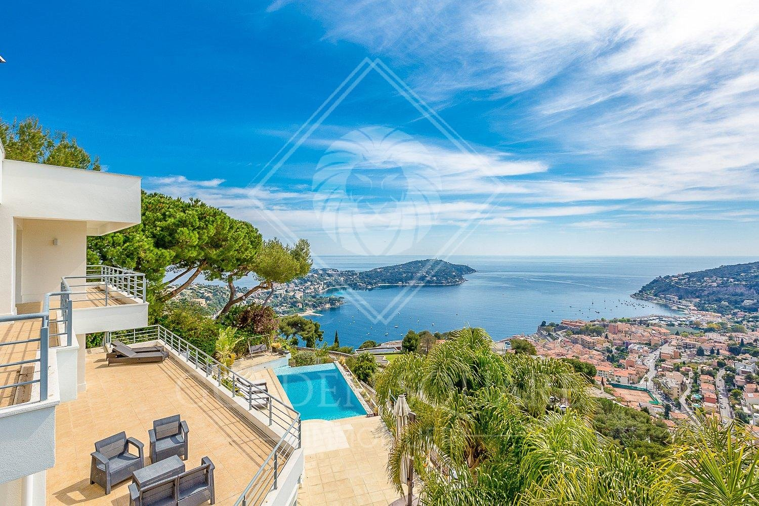 LA CASTELLET - 5 BEDROOM - MAGNIFICIENT VILLA SEAVIEW