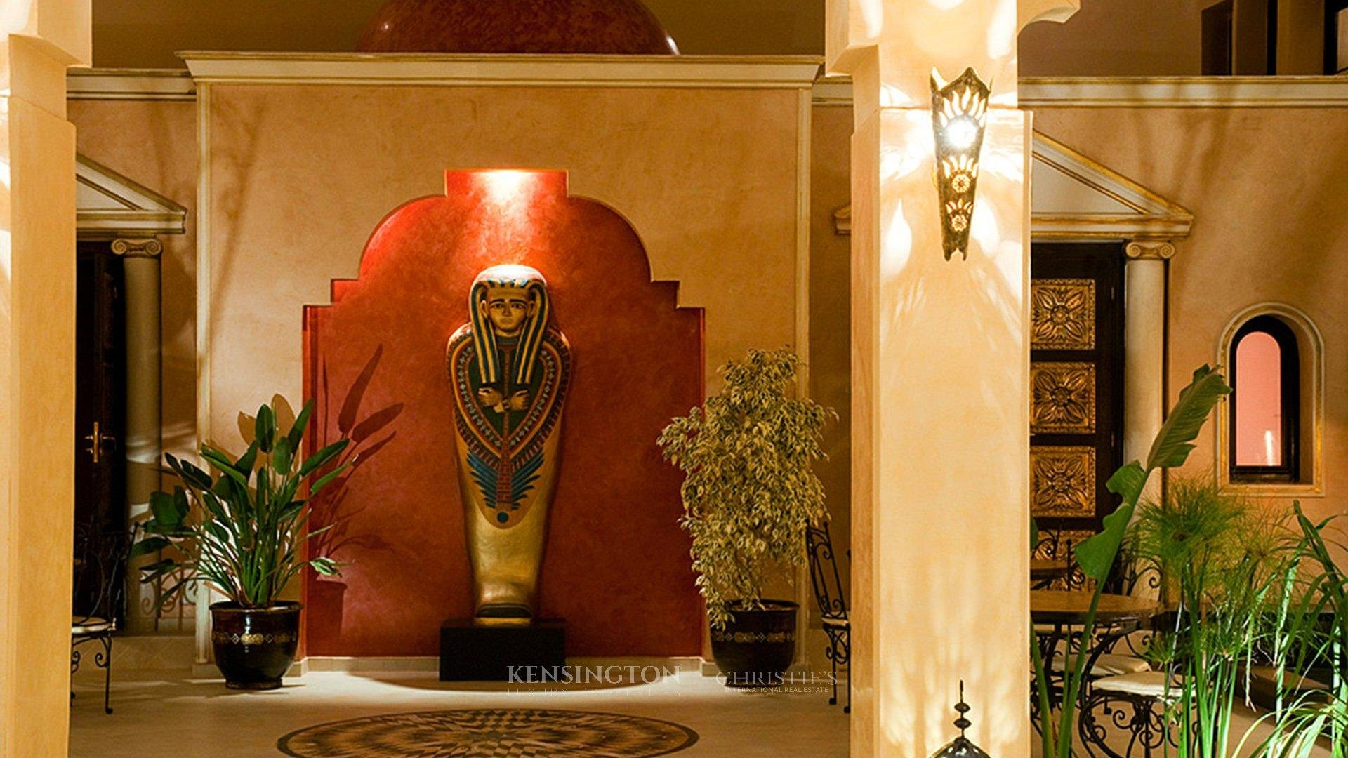 KPPM00705: 7th Art Palace Luxury Villa Ouarzazate Morocco