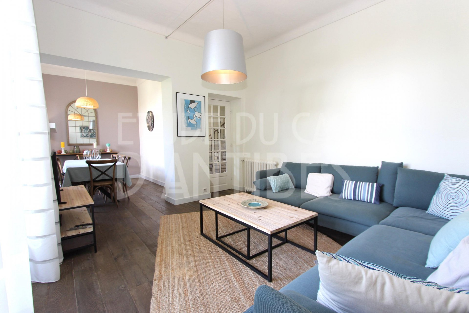 Rent - At the edge of Cap d\'Antibes - 300 meters away from the sea ...