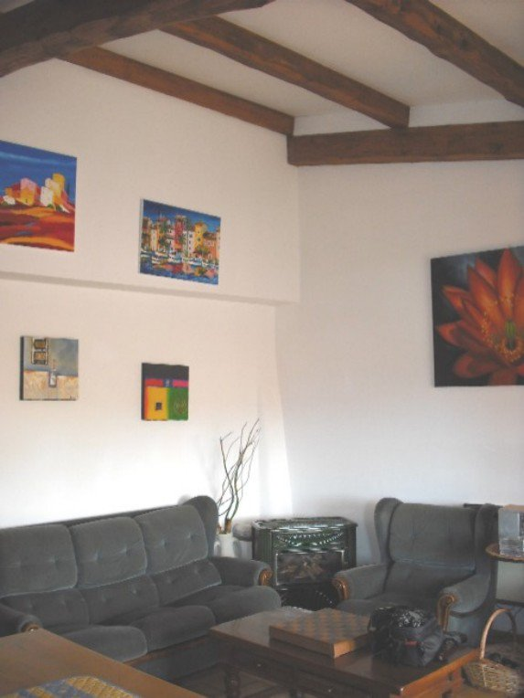 Large appartment 100 m² with balcony 8 m² in les Salles