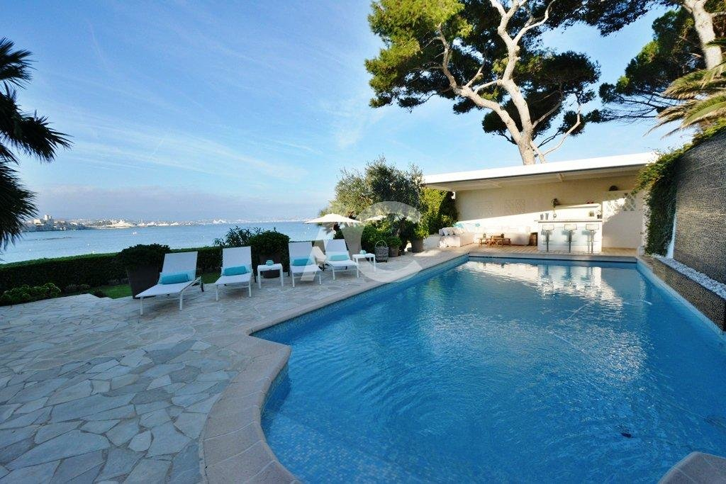 Exceptional waterfront property - Cap d'Antibes