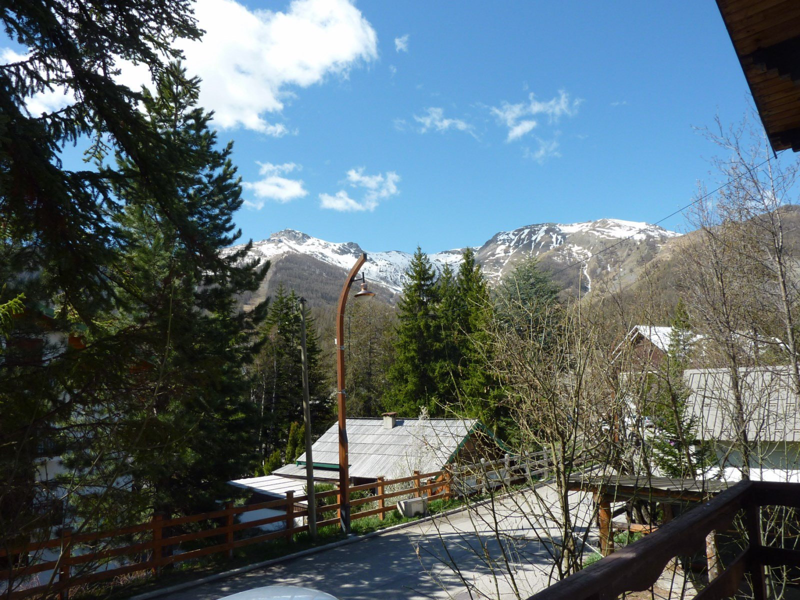 Seasonal rental Apartment villa - Auron