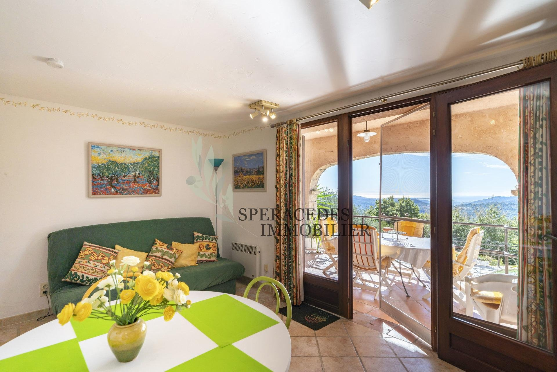 Speracedes – Lovely property – Panoramic view