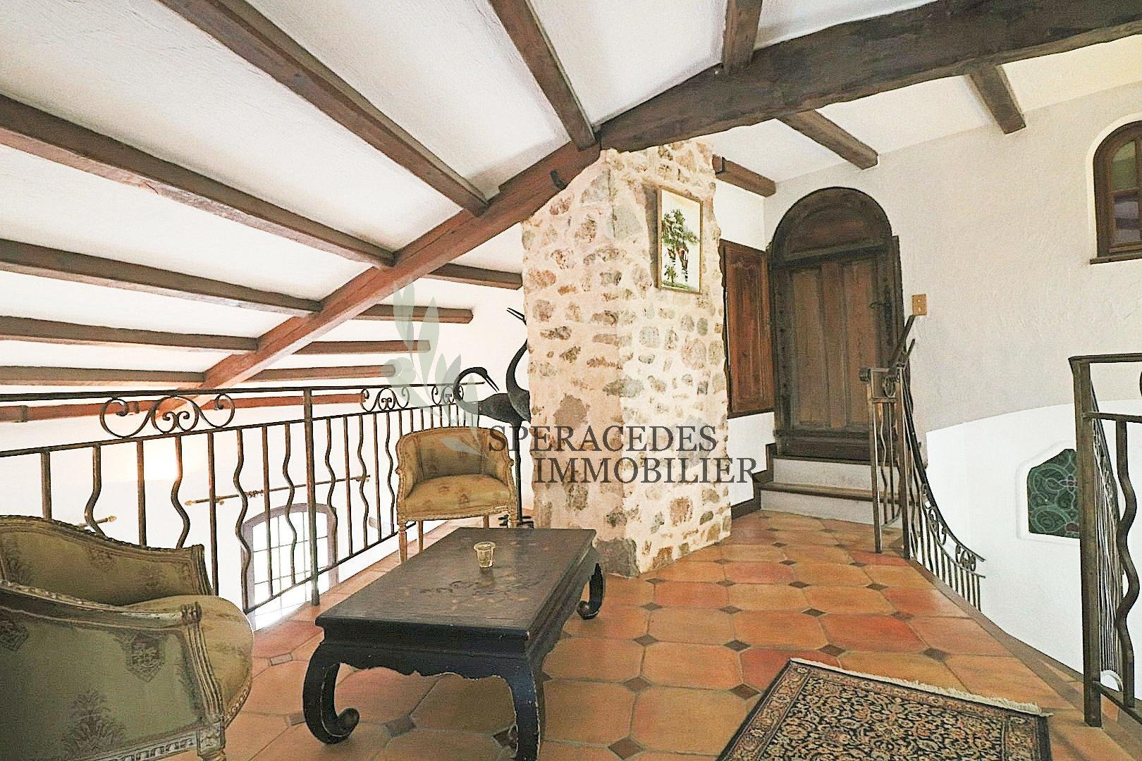 Speracedes – villa with panoramic and sea view