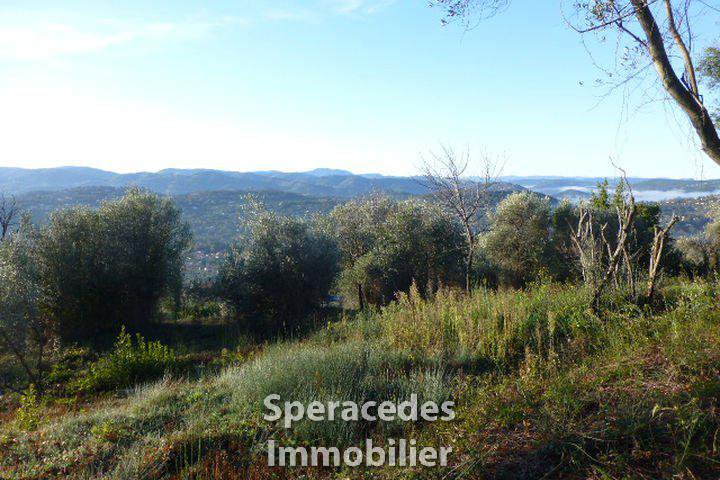 Sale Building land - Cabris