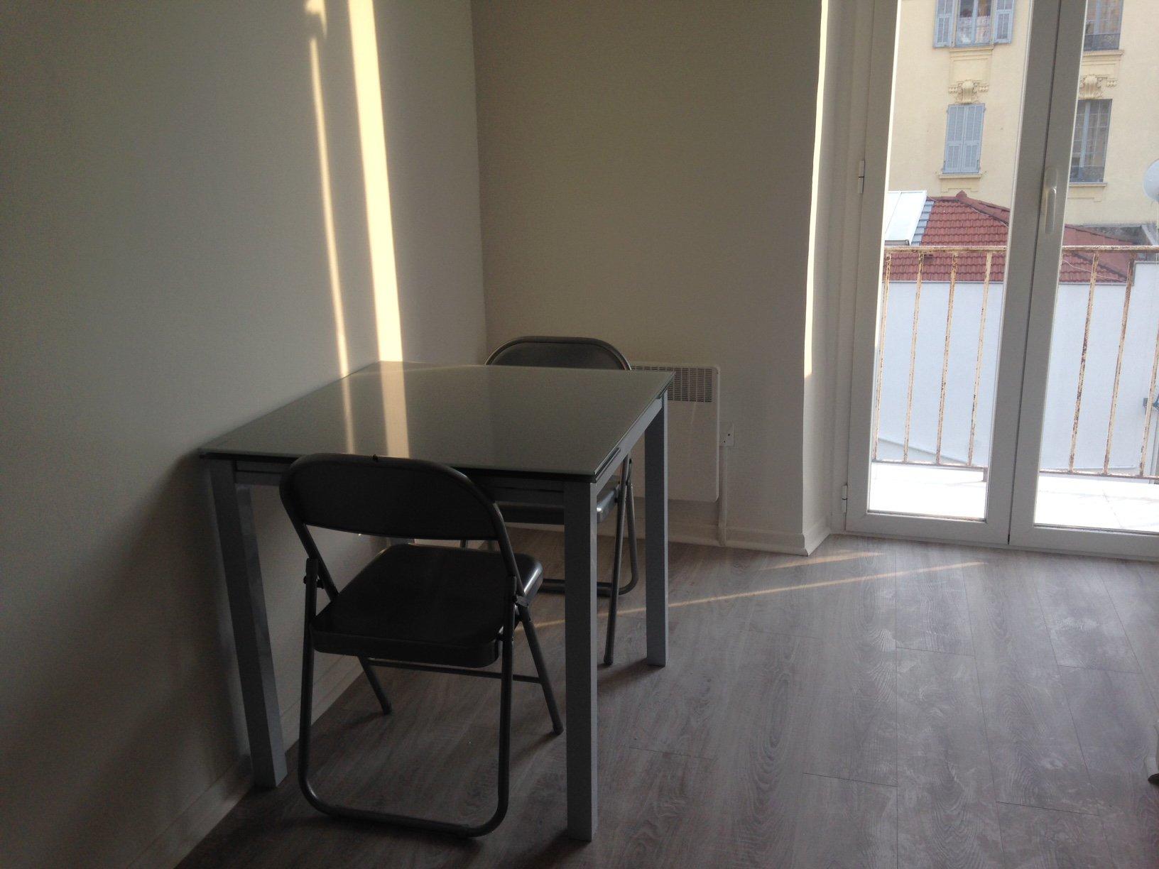 Studio meublé Carré d'Or