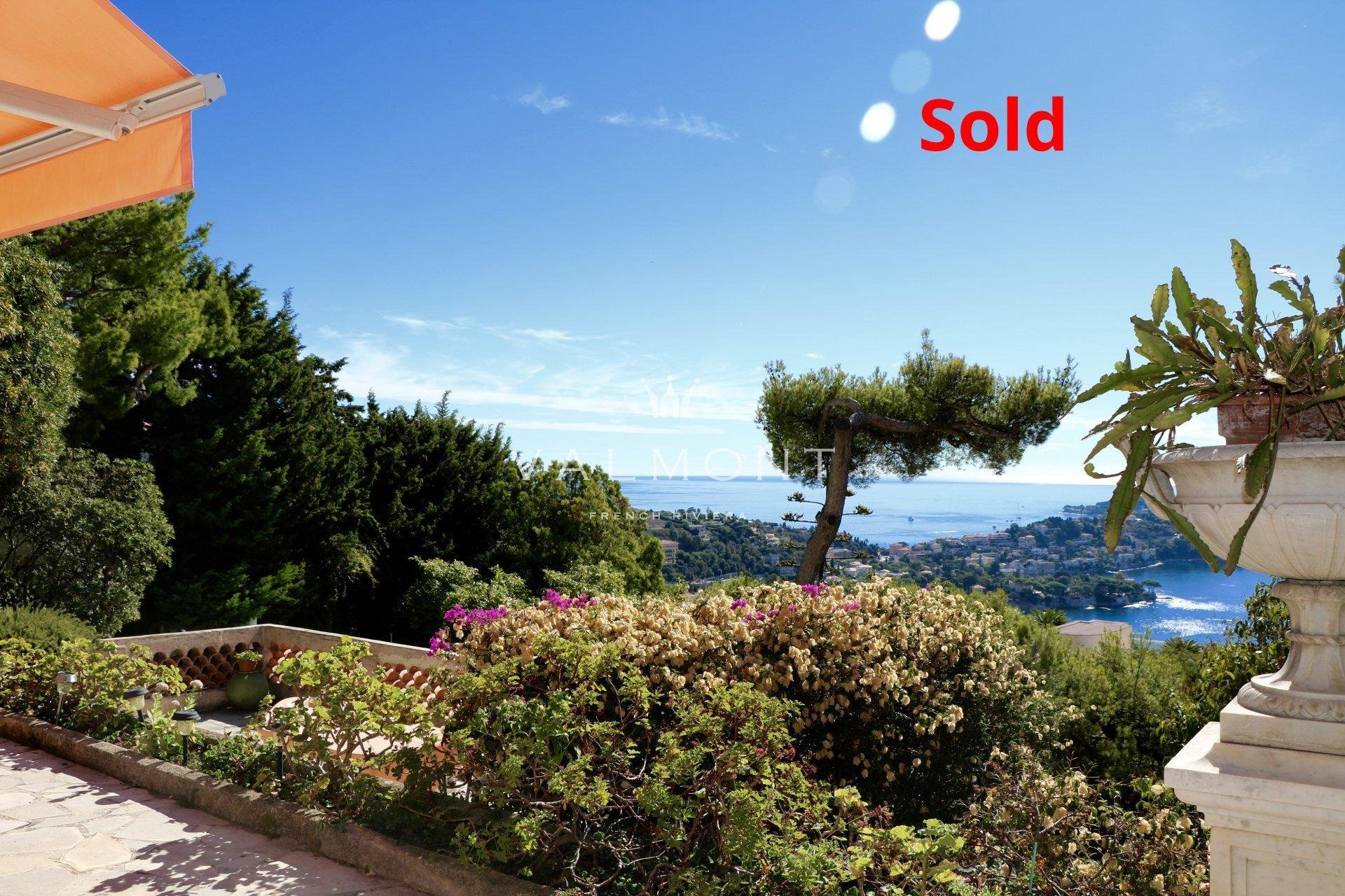 Продажа Апартаменты-вилла - Вильфранш-сюр-Мер (Villefranche-sur-Mer) Corne d'Or