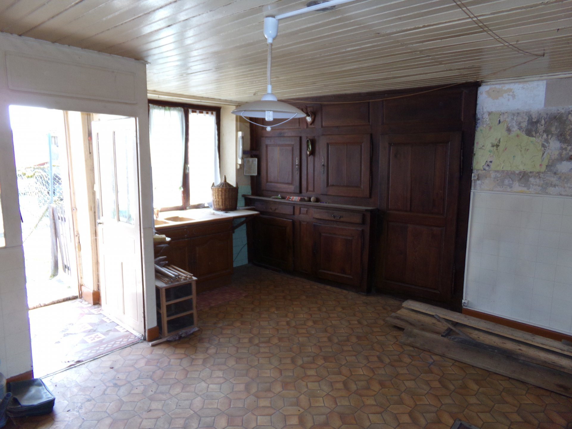 Nice village farm for sale  in the Vosges.