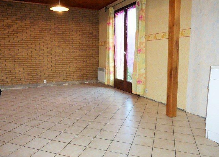 Pitres 27590, maison plain pied 4 pièces à vendre