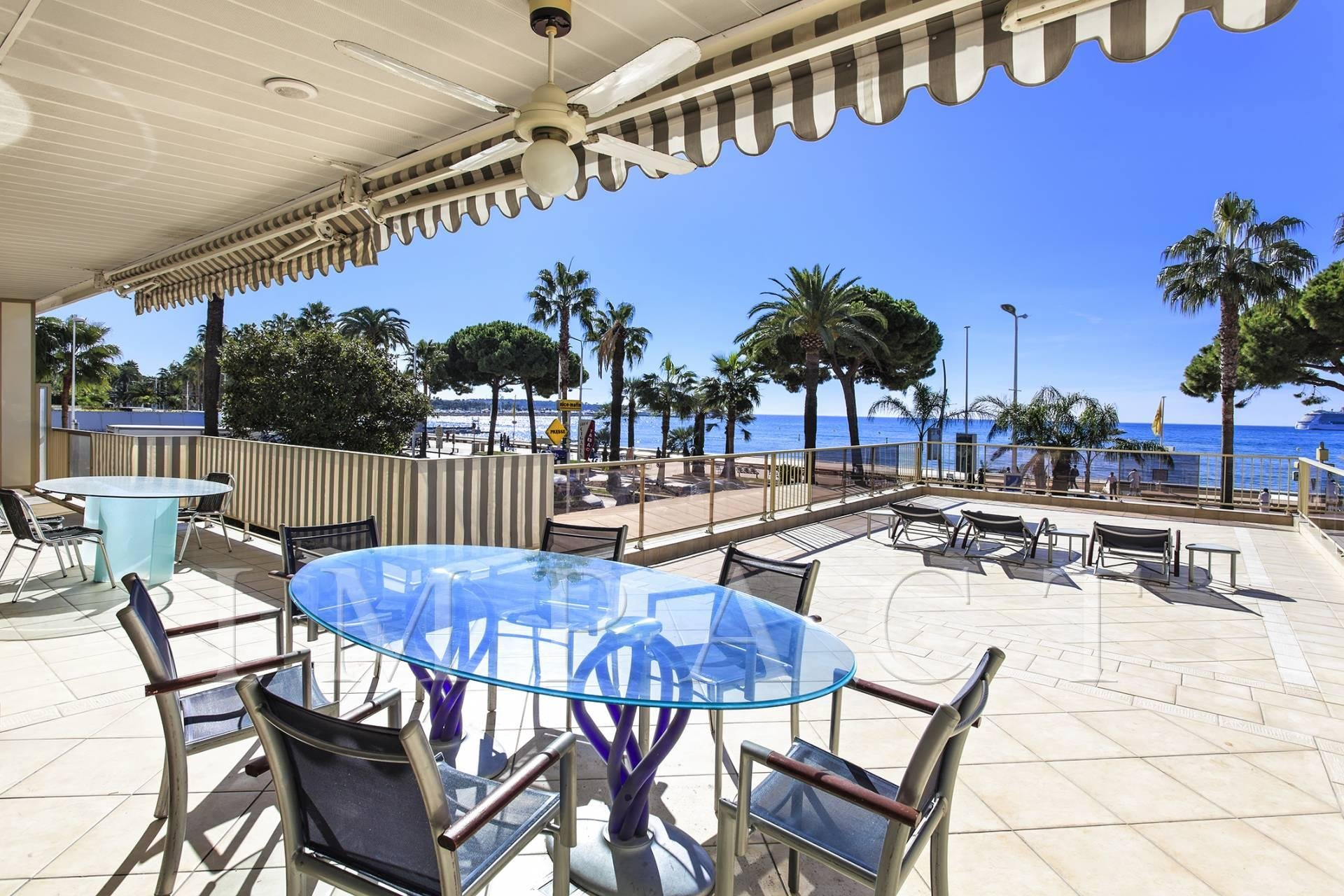 Apartment in Cannes Croisette to rent