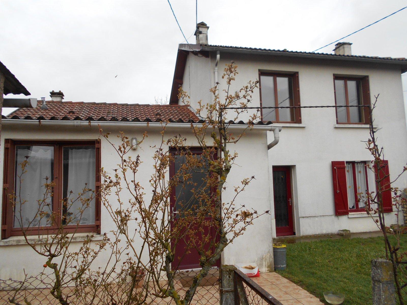Sale House - Saint-Léger-de-Montbrun